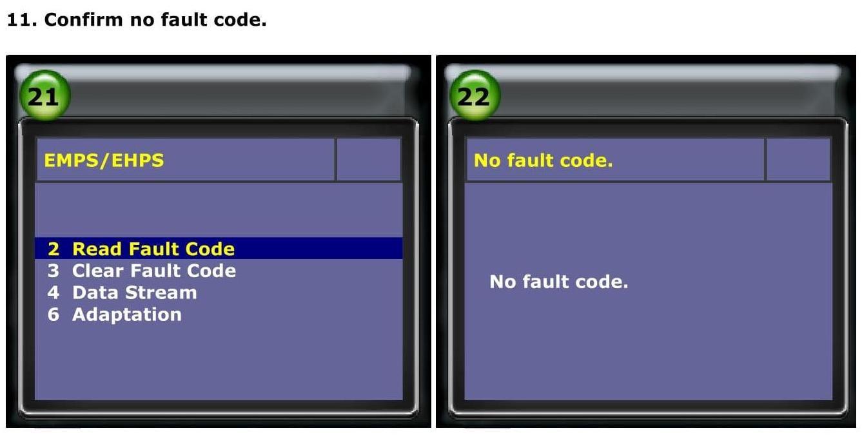 тоета код ошибки с1515