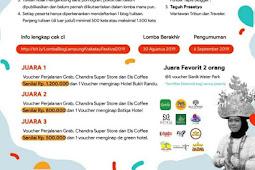 Lomba Blog Festival Krakatau 2019