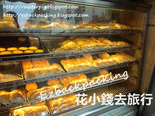 長洲面包店