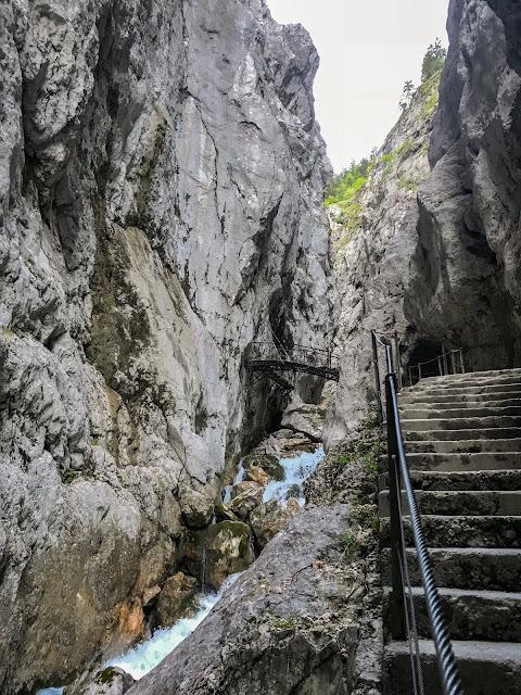 Höllentalklamm und Hupfleitenjoch  Wanderung Garmisch-Partenkirchen 03