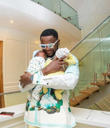 Kizz Daniel Buys New Homes for His Two Baby Boys, Drops New Revelation About Their Birth