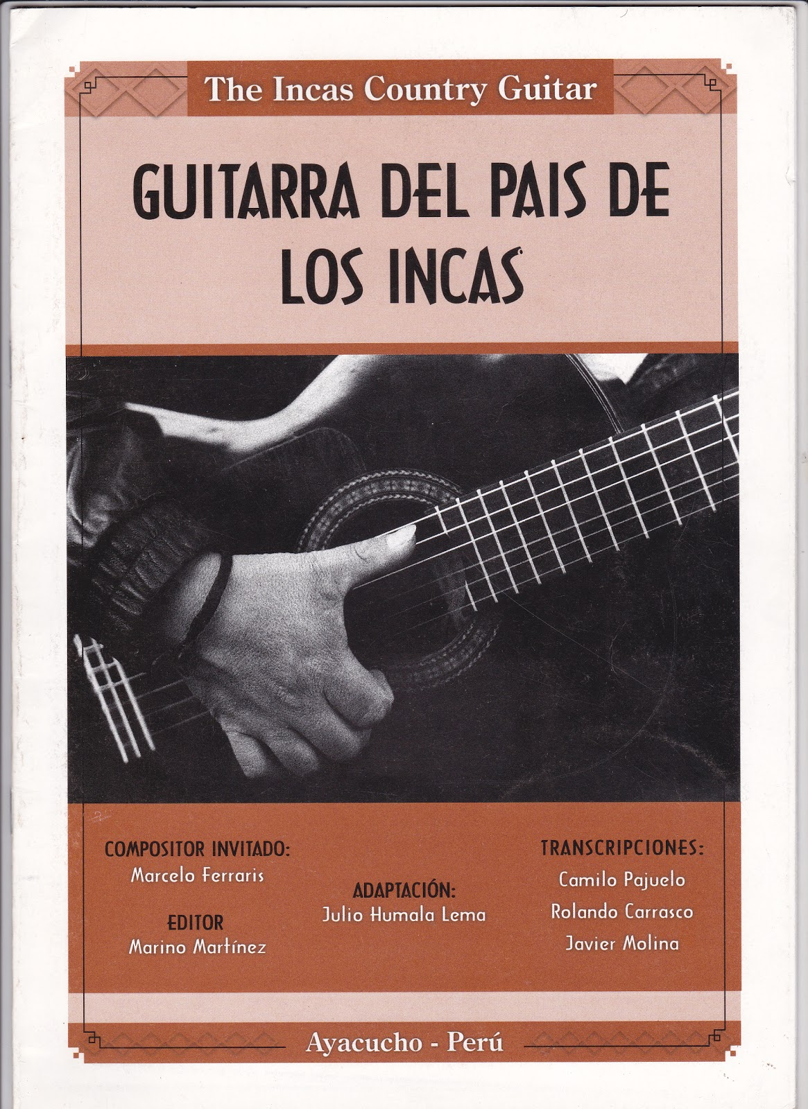 musica para guitarra del peru raul garcia zarate pdf