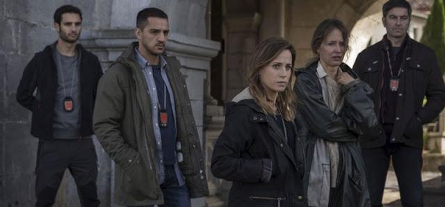 """Crítica de 'Ofrenda a la tormenta'. Marta Etura, Carlos Librado """"Nene"""""""