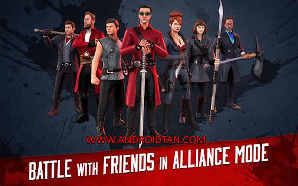 Into the Badlands Blade Battle Mod Apk Full Latest Version