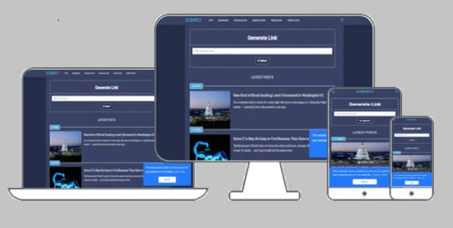 Download template smartlink