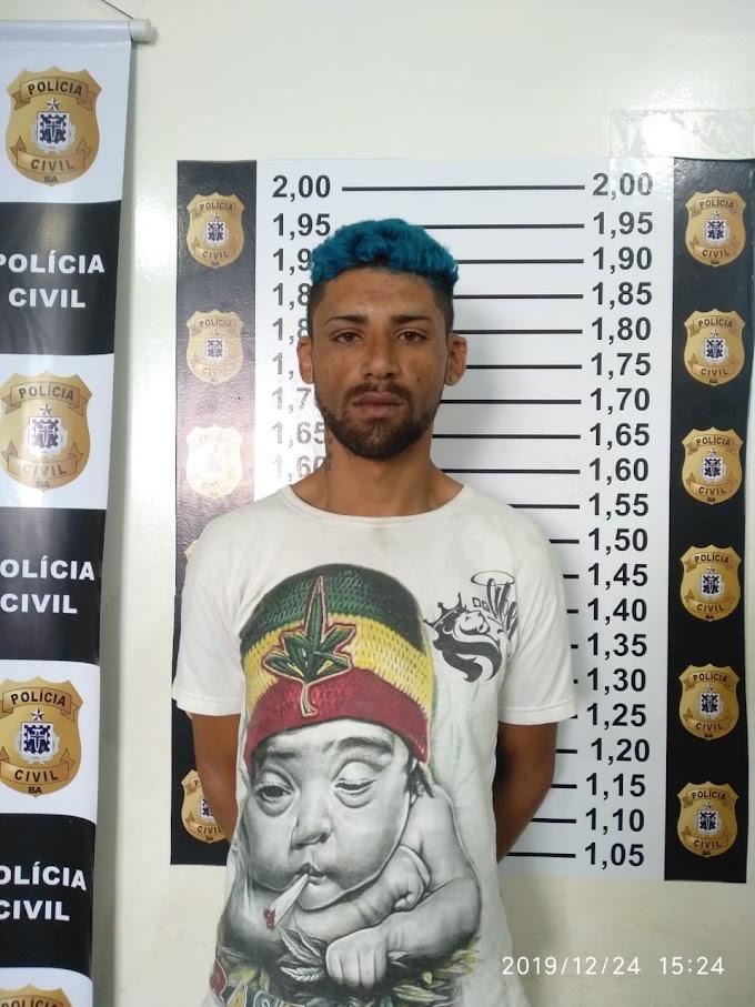 CABELO AZUL | Jovem morto a tiros na Integração estava preso por roubo