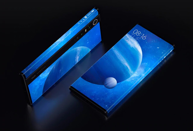 Mass Production, Xiaomi Mi Mix Alpha Now Use Snapdragon 865 Chipset