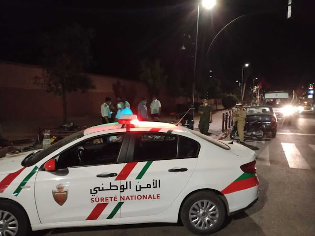 أمن مراكش يهتدي إلى مكان شرطي اختفى في ظروف غامضة