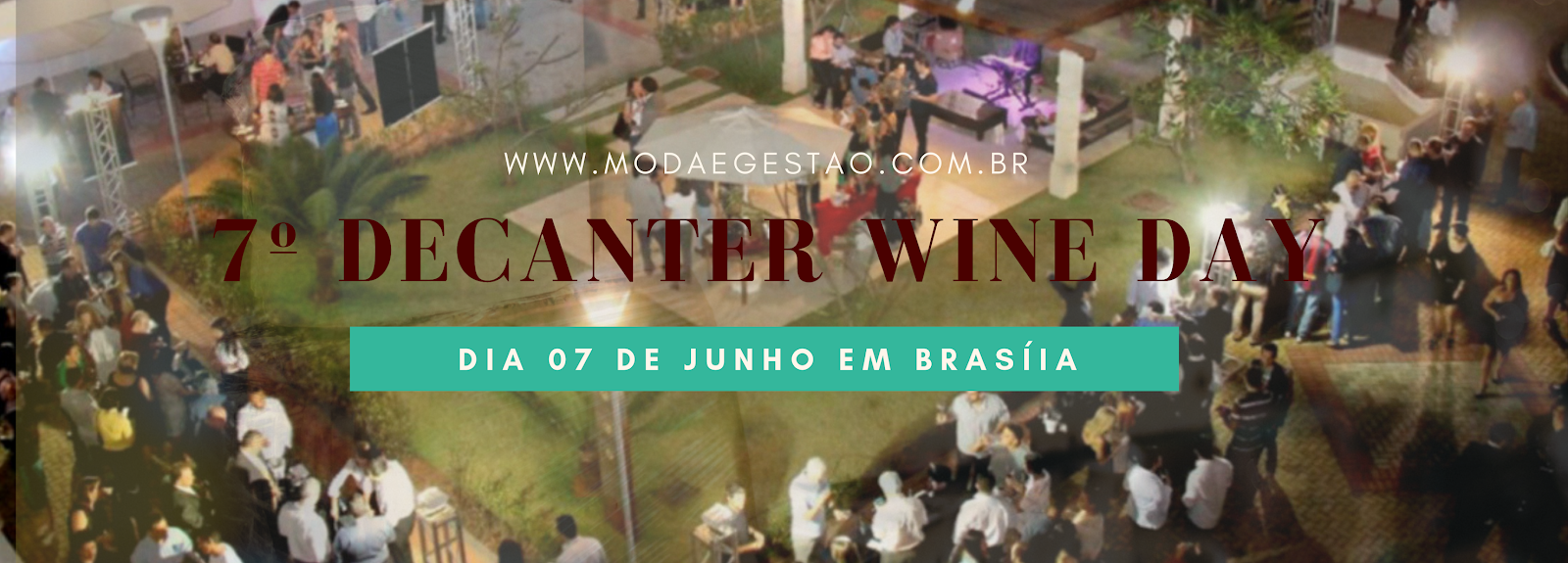 7ª Decanter Wine Day