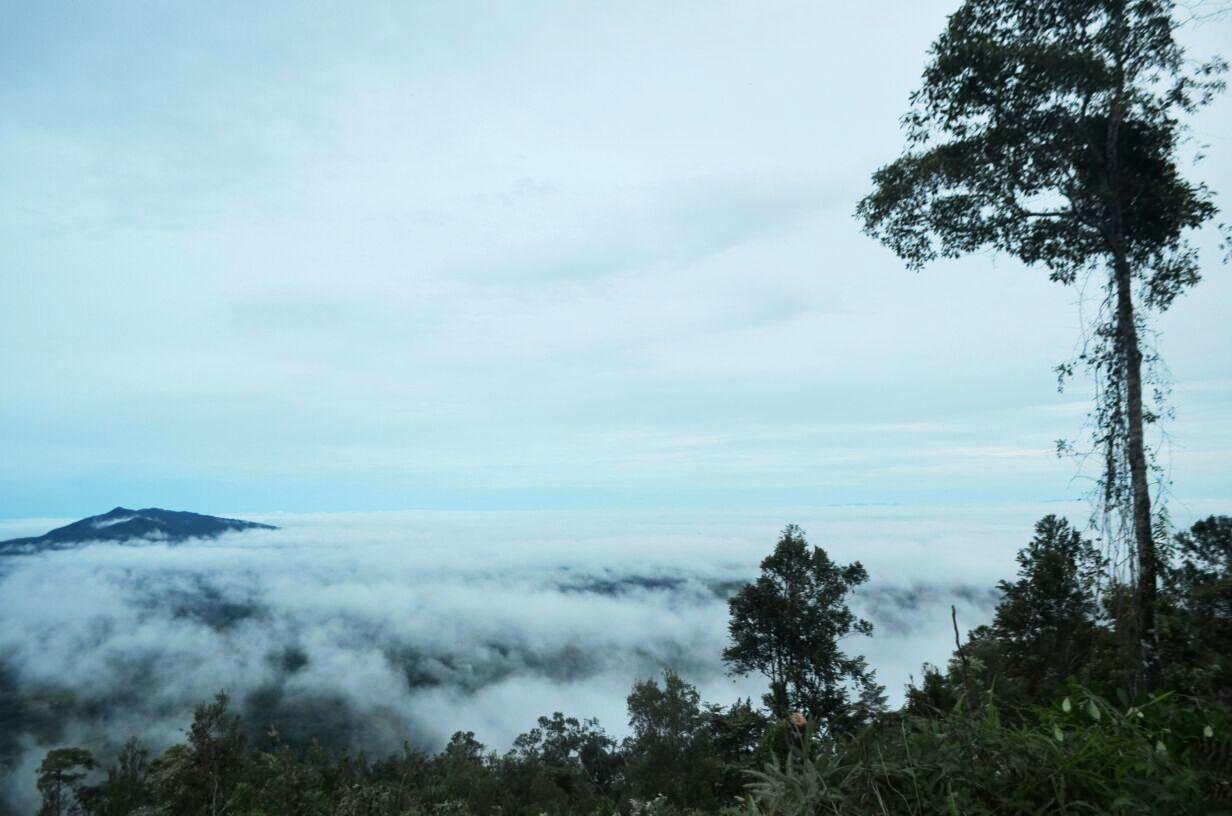 Pemuda Rirang Jati Kenalkan Wisata Alam Baru Bukit Burang