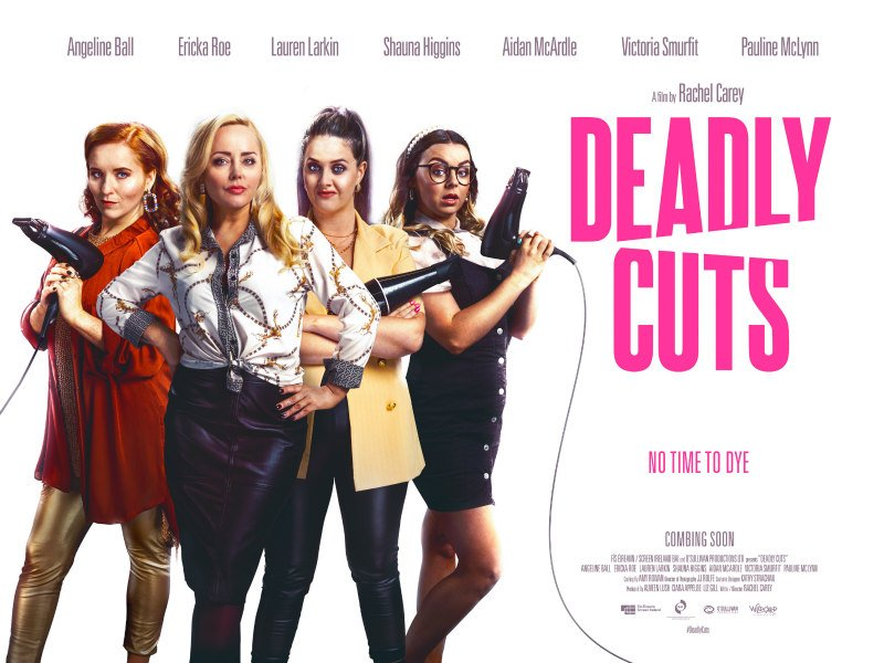 deadly cuts poster