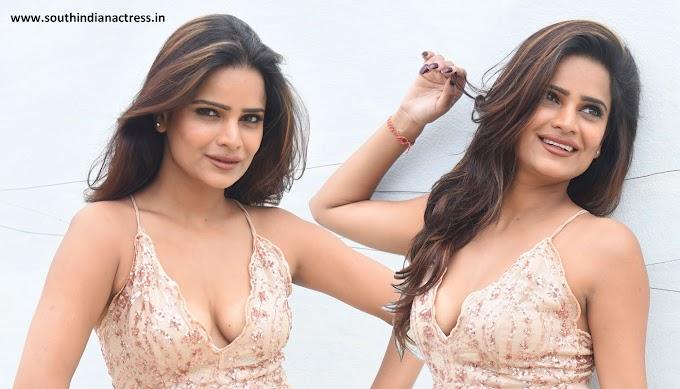 Actress Archana Gautam Hot Photos from Telugu web series 'Beauty Girl' launch