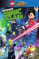 LEGO DC Super Heroes: La liga de la justicia La invasión de Brainiac