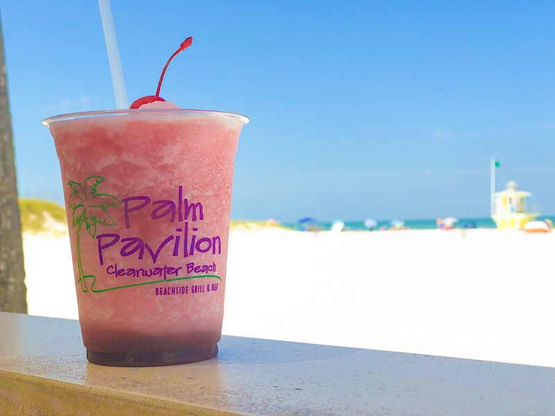 Palm Pavilion Clearwater Beach Florida