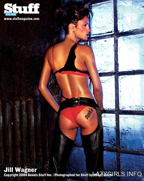 A Look At Unbelievably Gorgeous Model Jill Wagner Part 2-7168
