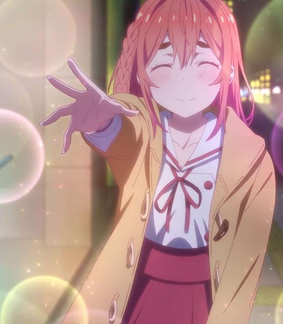 Sumi Sakurasawa kawai anime girl