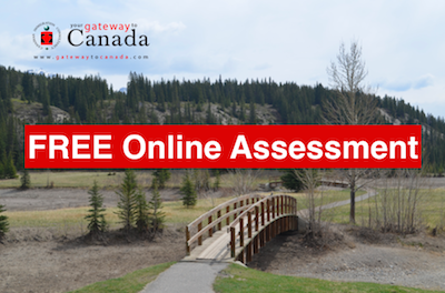 FREE Online Assessment | Study, Live and Work in Canada!