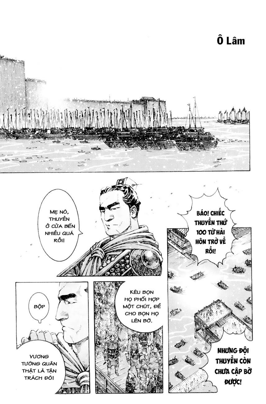 Hỏa phụng liêu nguyên Chương 404: Đệ nhất tiểu tướng [Remake] trang 9