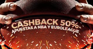 Paston promo NBA Euroliga hasta 21-2-2021