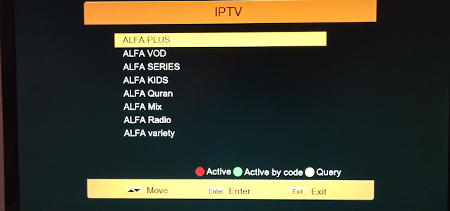 SENATOR 111 BLUTOOTH 1506TV NEW SOFTWARE WITH COOORA & ALFA IPTV OPTION