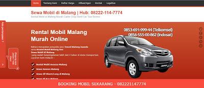 Rental Mobil Malang NAHWA TRAVEL