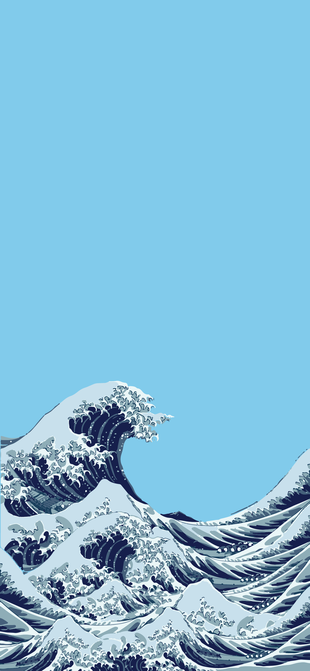 Thirty-six Views of Mount Fuji beautiful modify wallpaper hd for mobile phone