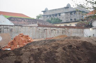 Dalwa Terus Kejar Pemabangunan Insfrastruktur