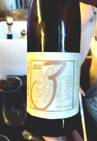 Winnica Jakubów Hibernal