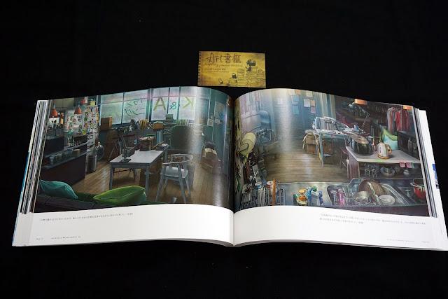 DSC02034 - 天氣之子 美術畫集 天気の子 美術画集 Weathering With You ART BOOK ( 新海誠 Shinkai Makoto )