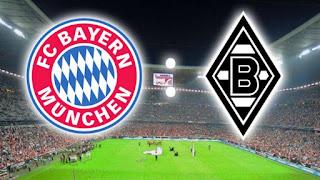 Боруссия М – Бавария смотреть прямую трансляцию онлайн 02/03 в 20:30 по МСК.