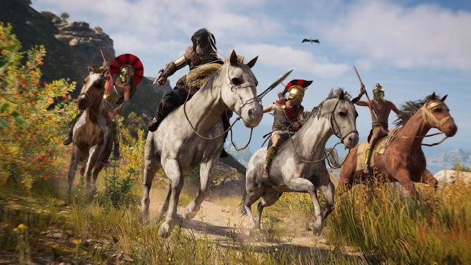 Jogo Assassin's Creed Odyssey
