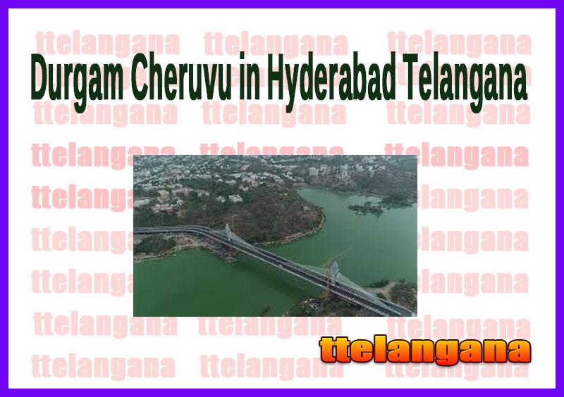 Durgam Cheruvu in Hyderabad Telangana