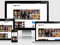 SportsMag - Responsive Sports Blogger Template