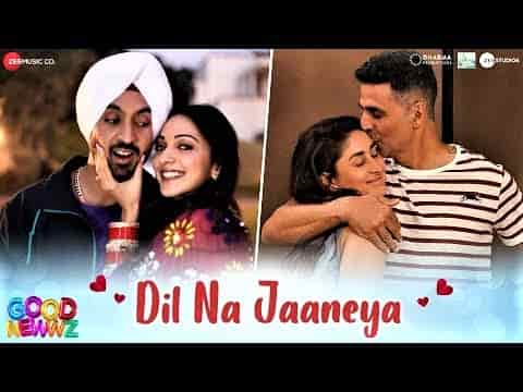 Good Newwz - Dil Na Jaaneya(unplugged) Easy Guitar Chords   Arijit Singh