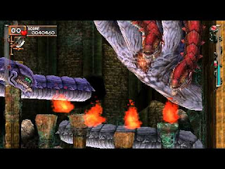 castlevania dracula course