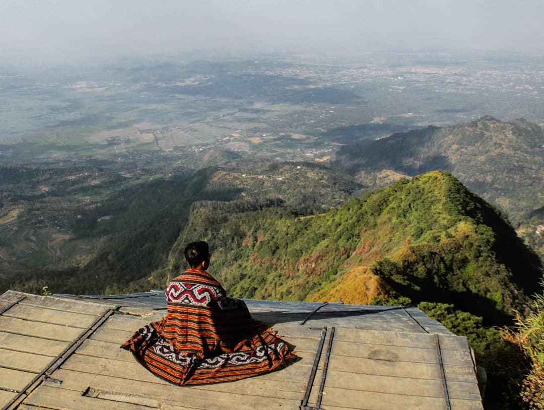 lokasi rute foto dan harga tiket masuk gunung telomoyo magelang - Wisata di Semarang Ini Tawarkan Panorama Indah dari Ketinggian