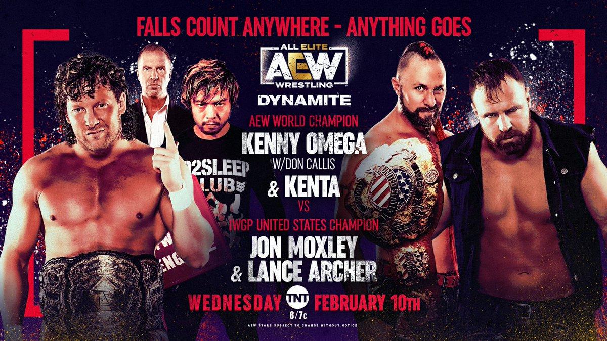 KENTA fará sua estreia nos ringues da AEW