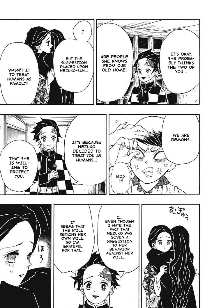 DEMON SLAYER: KIMETSU NO YAIBA CHAPTER 19 89