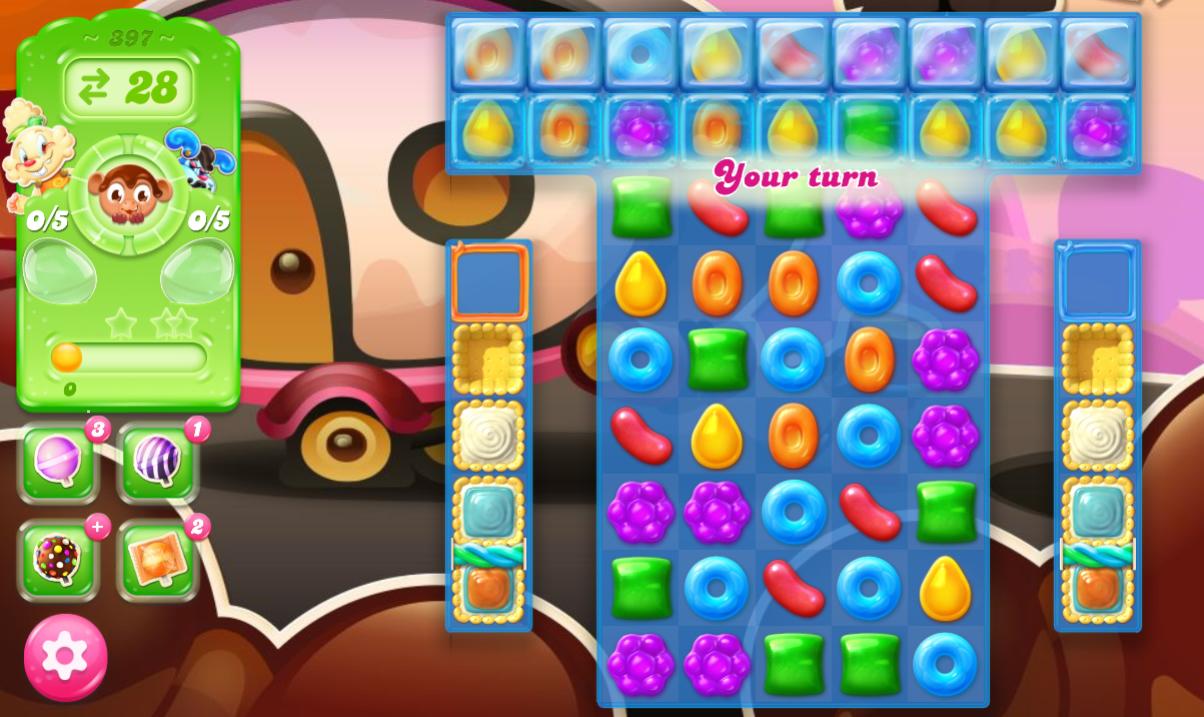 Candy Crush Jelly Saga 397