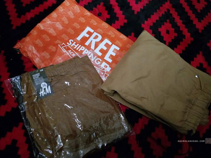 Tips beli belah pakaian secara online