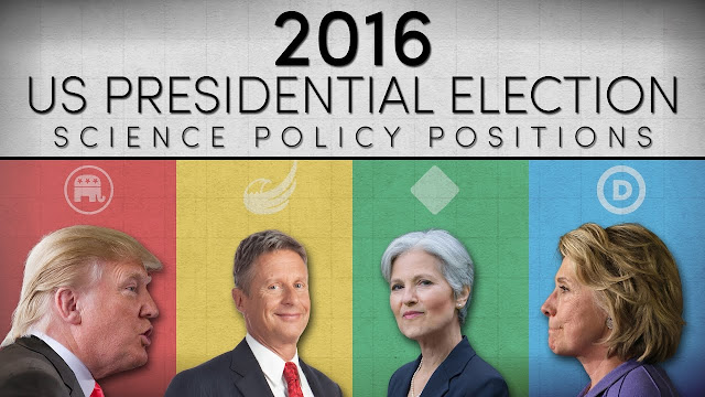 Last time candidates of US Presidency Elections