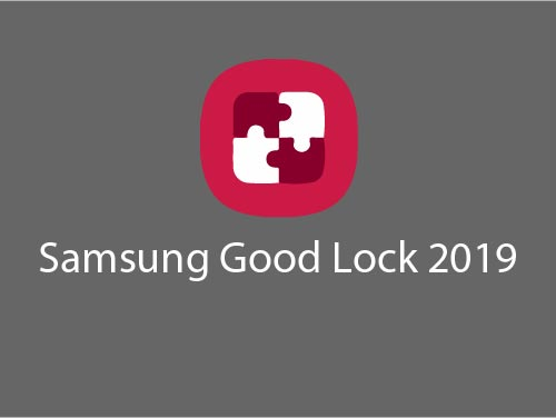 samsung goodlock 2019 android pie