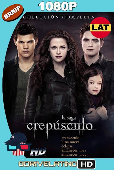Crepúsculo (2008-2012) Saga Completa BRRip 1080p Latino-Ingles MKV