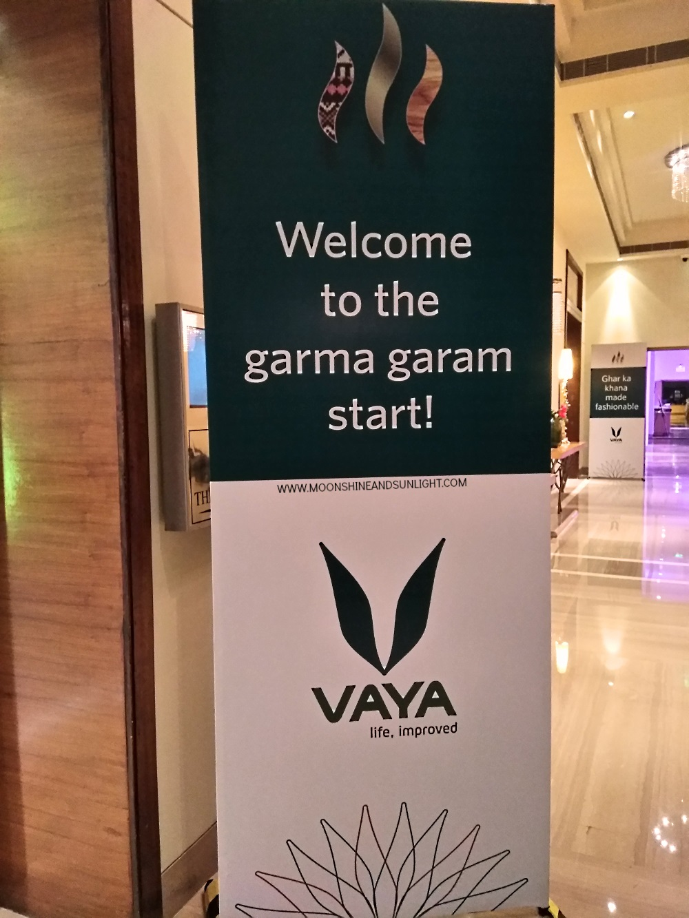 Vaya Brand Launch and Tyffyn Launch , Bangalore lifestyle food blogger