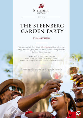 #SteenbergGardenParty