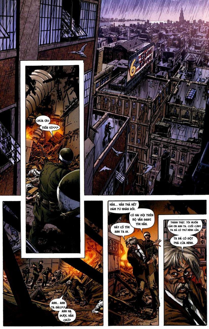 Ultimate Origin chap 1 trang 19