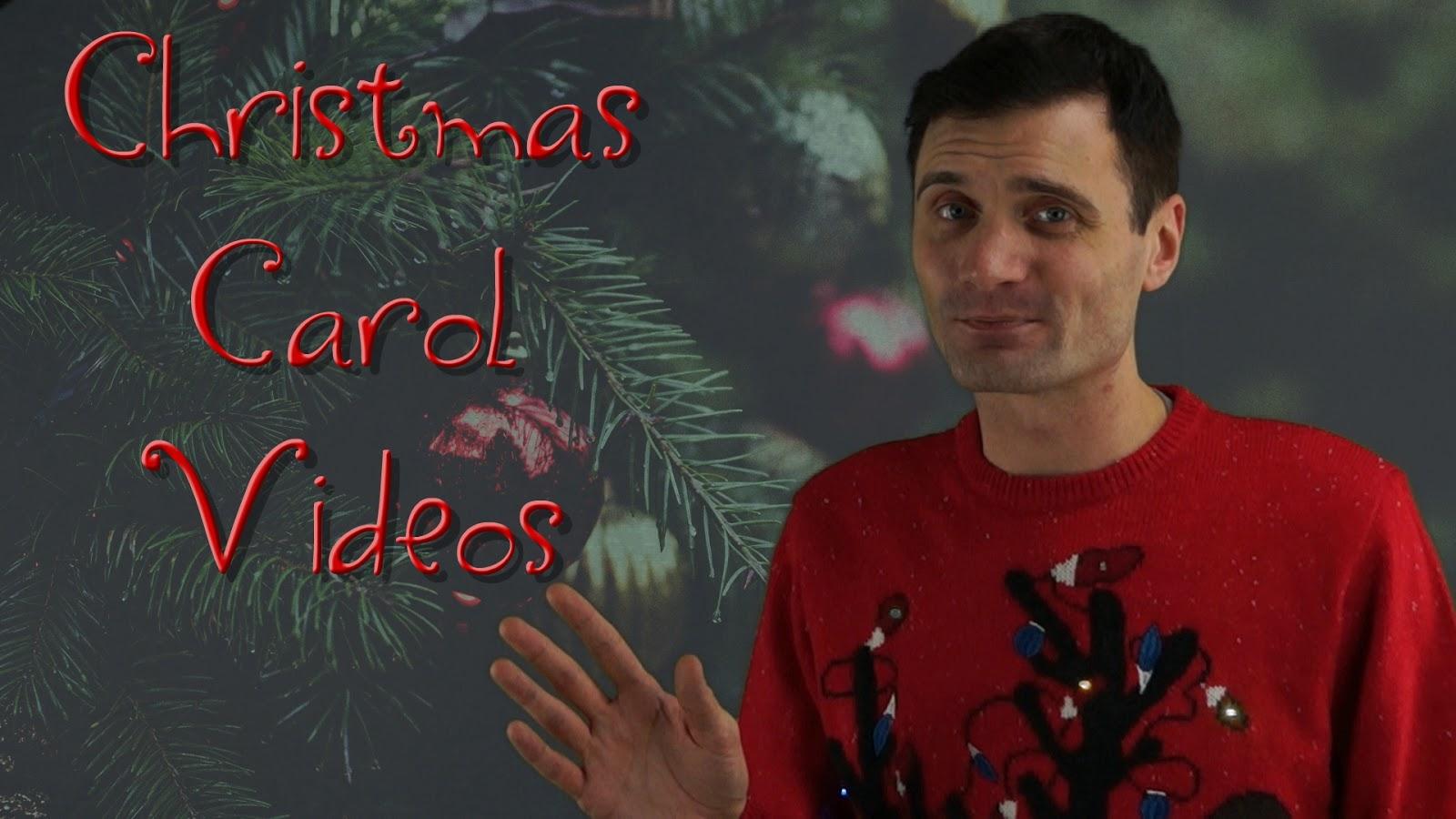 Christmas Carol Gospel Videos - Apostolic Theology