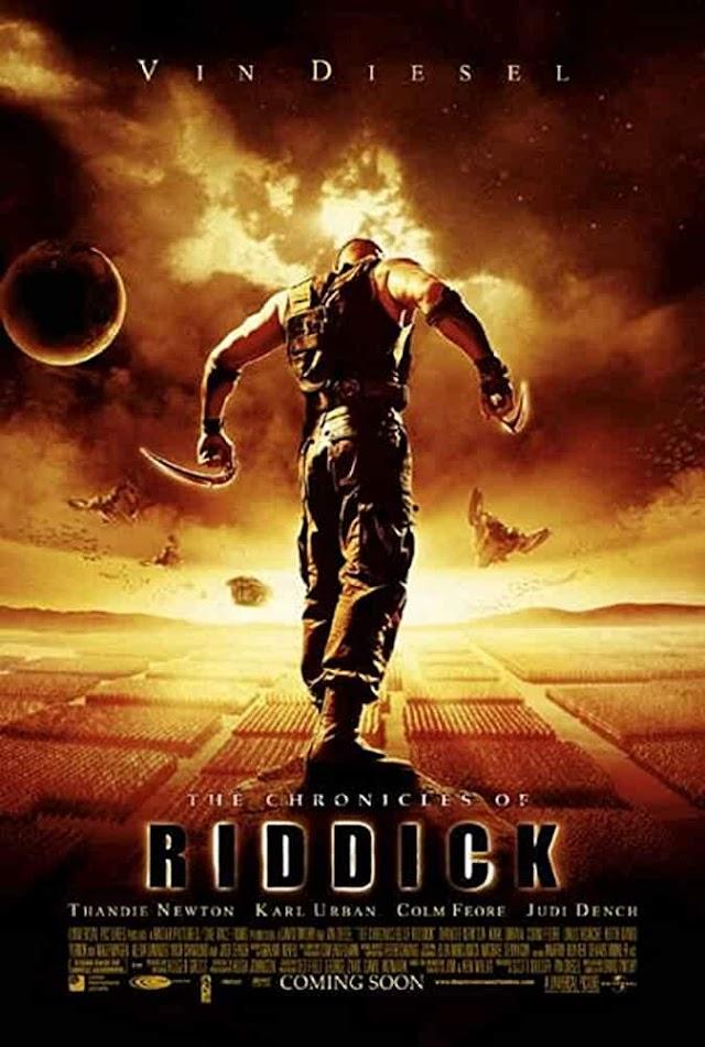 The Chronicles of Riddick 2004 x264 720p BluRay Dual Audio English Hindi GOPI SAHI