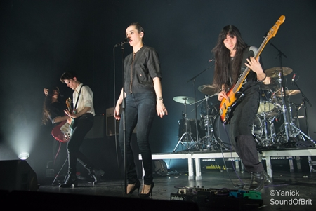 Live Bootlegs: Savages - Live @ Cigale, Paris, France, 01-03