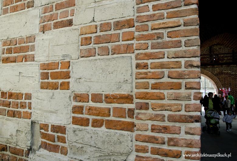 mur w Lublinie